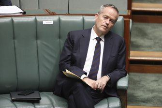 """In his first National Press Club of Australia address since losing the May 2019 election, Bill Shorten will compare the Coalition's efforts to properly manage the NDIS to """"expecting a duck to be able to play a Stradivarius [violin]""""."""